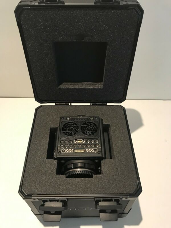 Red Dragon X 6k Camera, Digital Cinema w/Canon EF mount - LOW HOURS (231hrs)