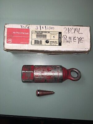 Condux 08918021 Pulling Eye 2000 Kcmilfree Shipping--