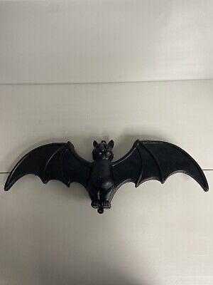 "Vintage 1996 Halloween 22"" Union Don Featherstone Black Bat Blow Mold 76-7"