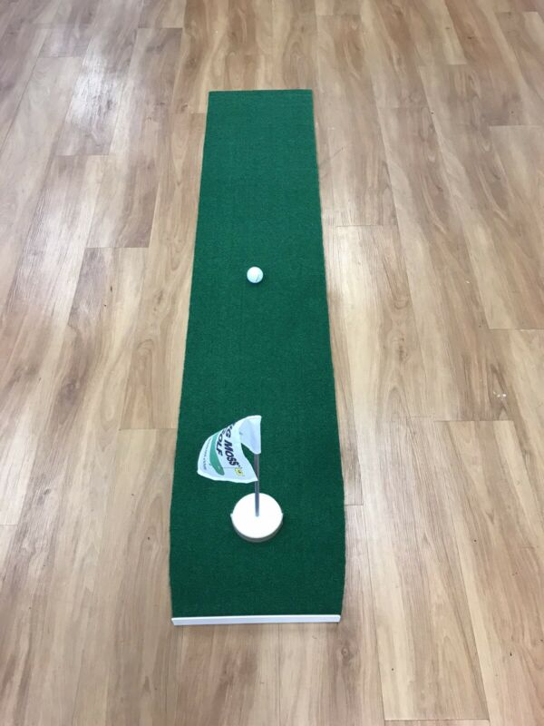 """New Big Moss Golf V2 *Office Fit 6+* 11'x14"""" With 1 Cup & Backstop & Safety Cup"""