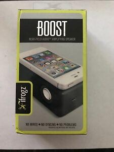 New iFrogz Boost Portable Wireless Audio Speaker iPhone/iPod