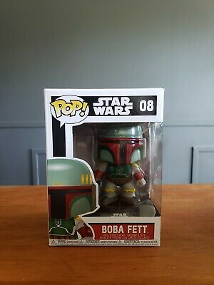 Funko PoP Star Wars Boba Fett #5