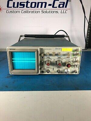 Tektronix 2235 Oscilloscope 60 Mhz Lab Tested