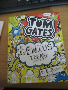 Childrens Book - Tom Gates Genius Ideas (mostly) by L. Pichon Concord West Canada Bay Area Preview