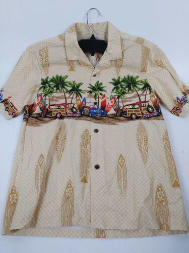 Royal Creations Hawaiian Shirt Men