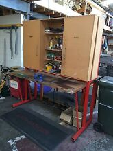 Tool Storage and Work Bench Glenorie The Hills District Preview