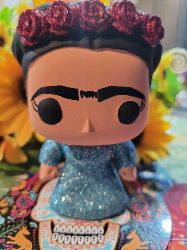 Funko Pop! Frida Kahlo. Diamond Edition