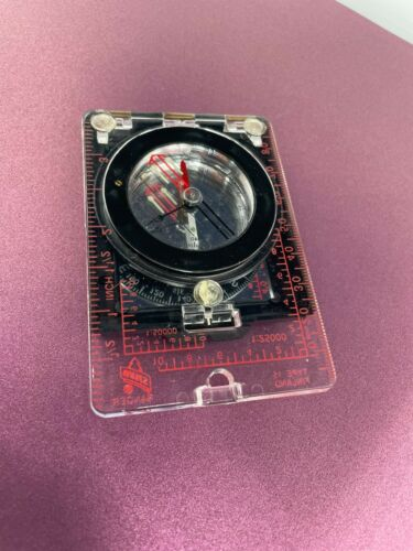 Silva Ranger Measuring Compass Guide