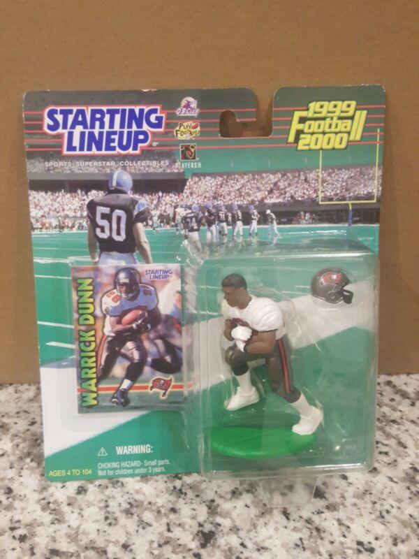 1999  MIKE ALSTOTT SLU Loose Figure and Card Tampa Bay Starting Lineup