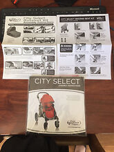 Baby jogger city select double pram Craigieburn Hume Area Preview