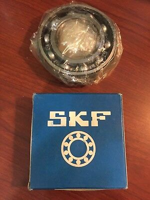 Skf 6210 Nr Ball Bearing With Snap Ring - Brand New