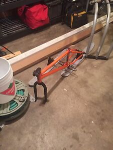 CULT Chase Hawk BMX Frame & Parts