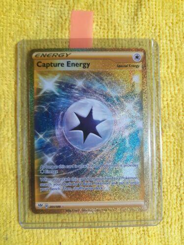 Pokemon - Darkness Ablaze - Capture Energy Gold Secret Rare - Pack Fresh M/NM - $10.00