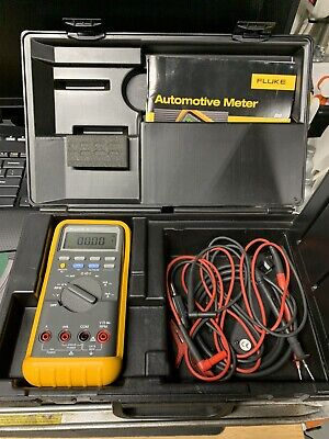 Fluke Fluke-88 Automotive Multimeter