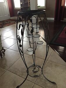 Partylite wrought Iron Candle holder