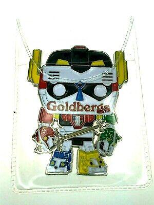 The Goldbergs ABC Transformers Challenge Coin RARE Promo