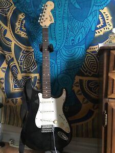 Fender electric guitar+ Amp DEAL