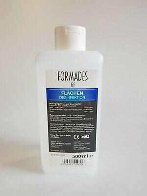 FORMADES GF Schnelldesinfektion alkoholfrei 500ml