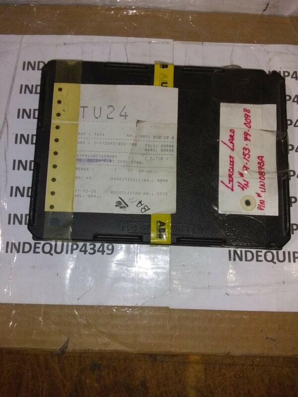 ABB HIER PCB CIRCUIT BOARD P/N UN-0873A-P-V1 5A3