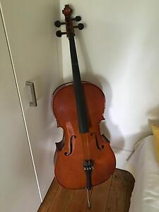Cello and violin for sale in Sydney Drummoyne Canada Bay Area Preview