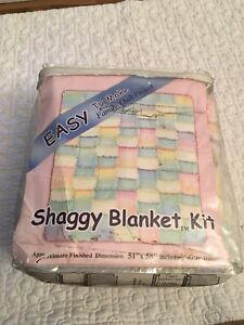 Shaggy Blanket Kit