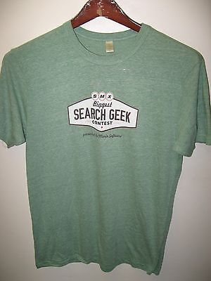 Smx Biggest Search Geek Contest Marin Software San Francisco Usa T Shirt Large