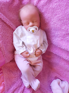 Reborn baby/doll Armadale Armadale Area Preview