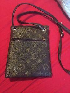 Lv cross shoulder bag