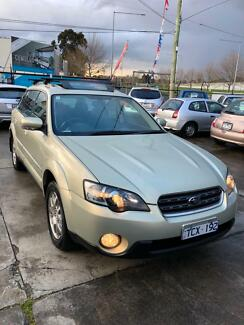 Subaru Outback 2004 >>> RWC & REGO %%% BLUETOOTH & 186,000 KM ONLY Dandenong Greater Dandenong Preview