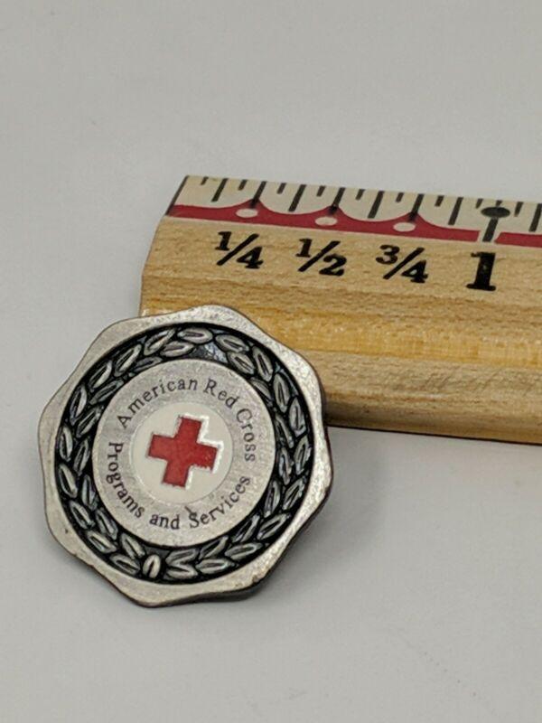 American Red Cross ARC Pin Programs & Services Bin 7/7