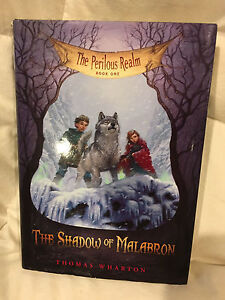 The perilous realm the shadow of Malibaron book