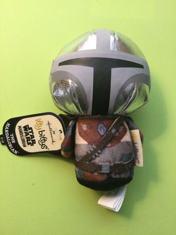 Hallmark Itty Bittys Plush The Mandalorian Star Wars VHTF SOLD OUT