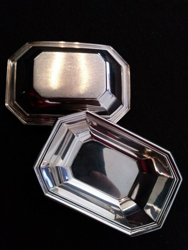 Antique Gorham Sterling Silver Salt Dip Cellars 180 grams Set of 8
