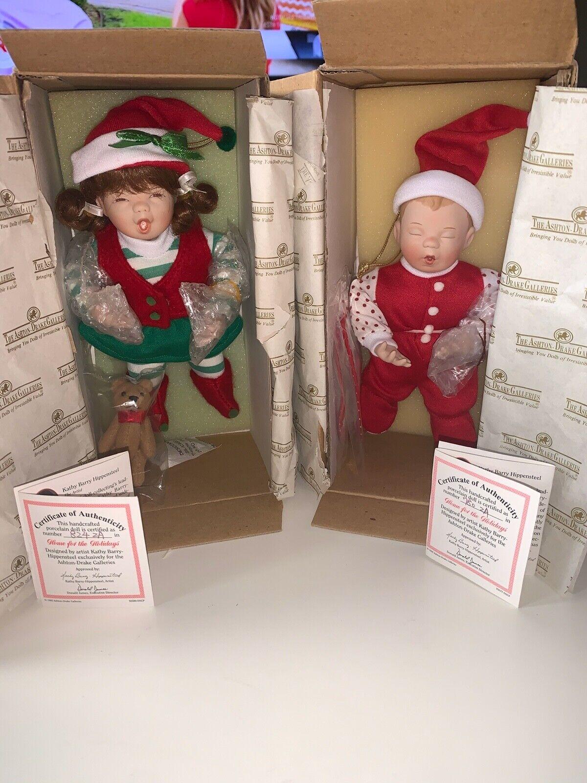 The Ashton-Drake Galleries Best Christmas Ever And  Christma