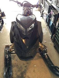 Skidoo summit XP 800
