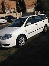 2006 Toyota Corolla Wagon Auto Bulleen Manningham Area Preview