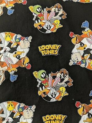 Wendys Welding Hat Made With Looney Tunes Fabric New