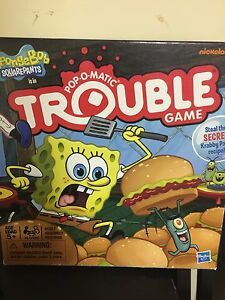 Game- Trouble