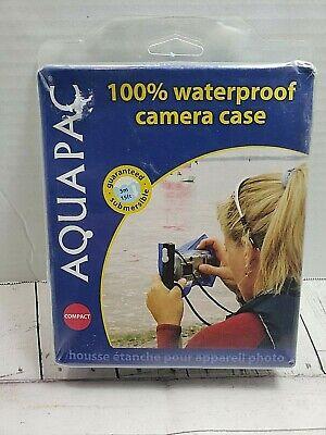 Aquapac Camera Case (Aquapac Waterproof Camera Case Compact 410 -New Open Box - Never Used)
