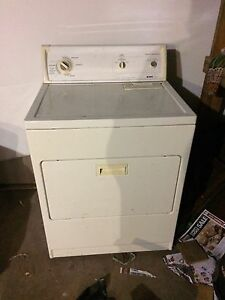Dryer for sale must go