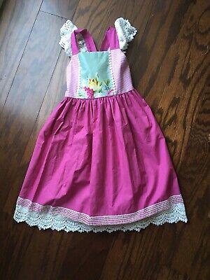 Plum Girls Dress (Girls Cheeky Plum Dress/ Tunic New Without Tag Size)