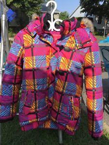 Manteau hiver pour fille