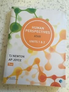 Text books year 11 human bio, biology text books, & french Bicton Melville Area Preview