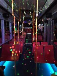 BUS HIRE FOR Partys,concerts, races,events13,14,21,24,42&61 Merrylands Parramatta Area Preview