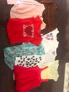 Girls bulk bargain buy summer tops and T-shirts Glen Alpine Campbelltown Area Preview