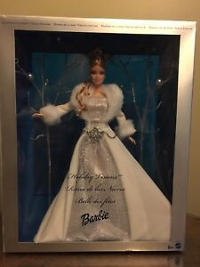 Holiday Visions Barbie 2003 Edition