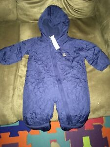 New with tags infant snow suit