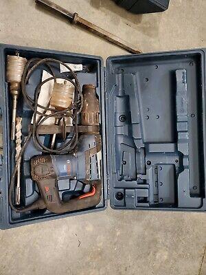 Bosch Rh540m 1-916 Sds-max Combination Rotary Hammer Drill A-x