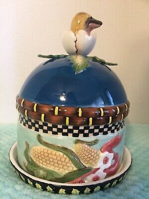 Cheese Dome From House Of Hatten Designed By Peggy Fairfax Herrick