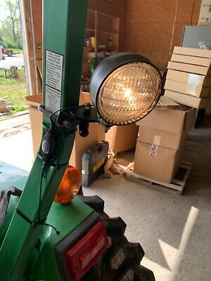 John Deere 650 750 850 950 1050 655 755 855 Tractor Rollbar Work Light